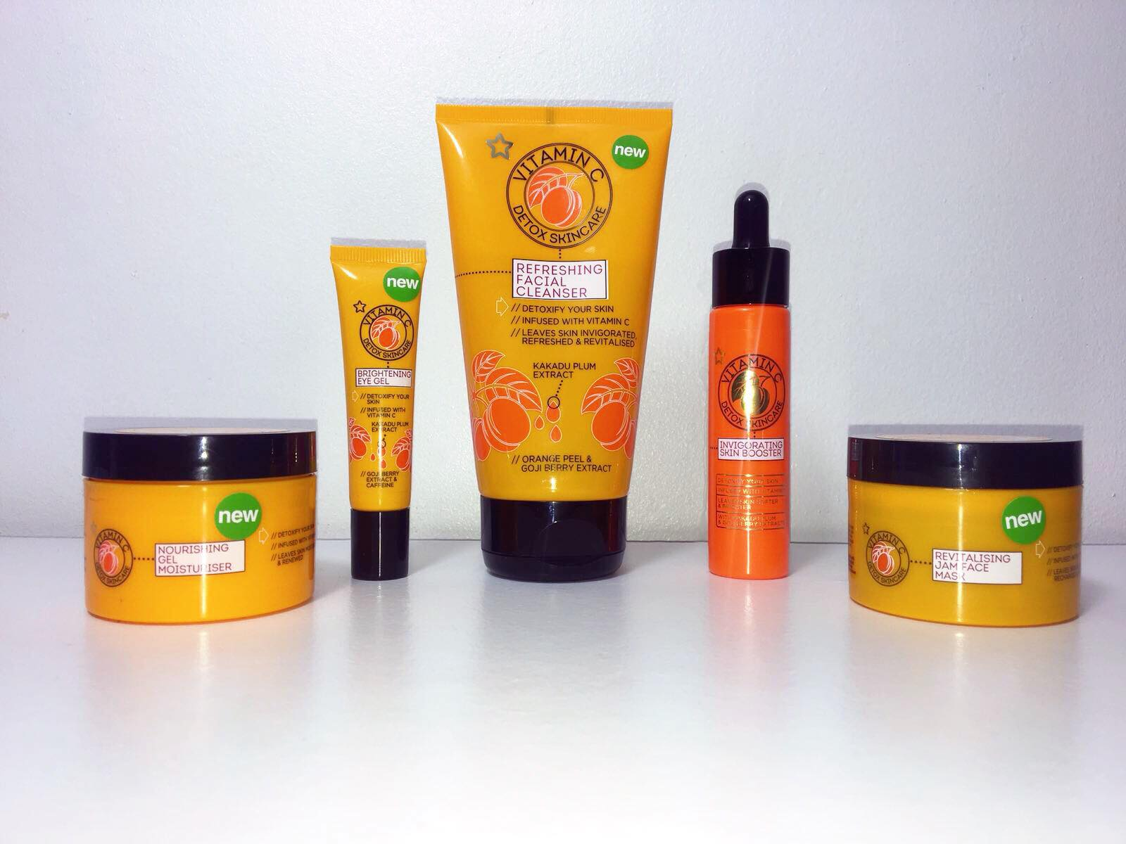 Testing The Superdrug Vitamin C Range